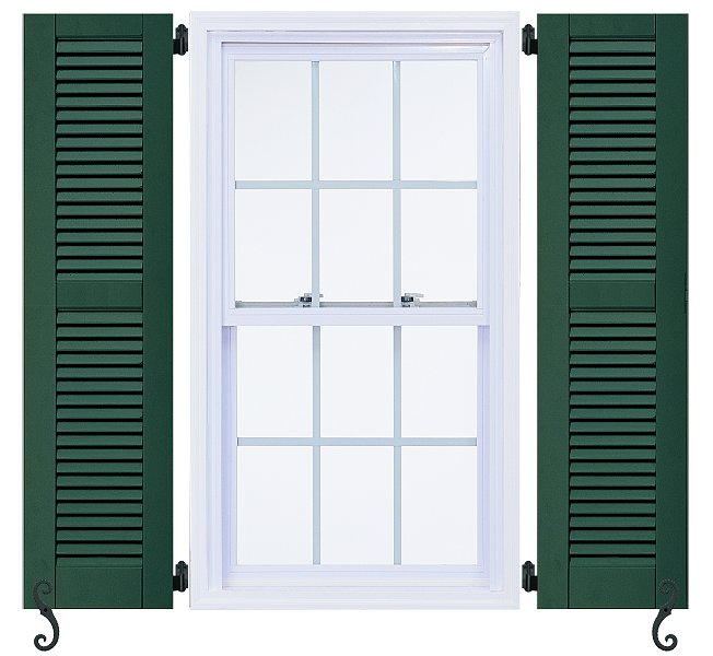 Shutters :: Atlantic Classic Collection Exterior Composite Shutters ...