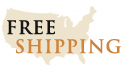 free shipping for mantels