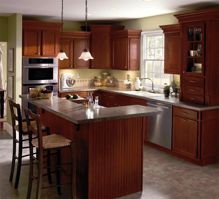 Kitchen cabinets photo gallery accent building products for A z kitchen cabinets ltd calgary