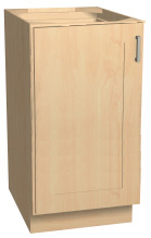 Base Cabinet With Full Height Door No Drawer