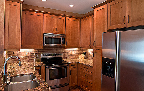 Birch Kitchen Cabinets :: Kitchens With Birch Cabinets