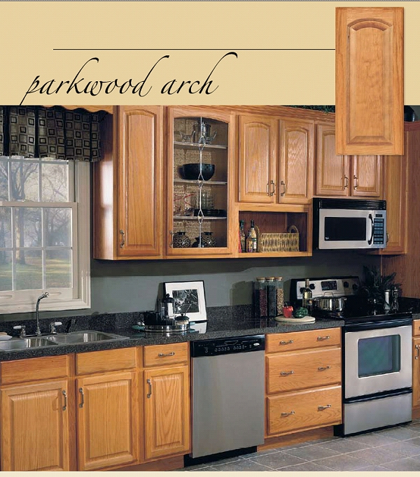 Kitchen Oak Cabinets Wall Color: Newhairstylesformen2014.com