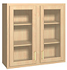 Glass Door Wall Cabinets