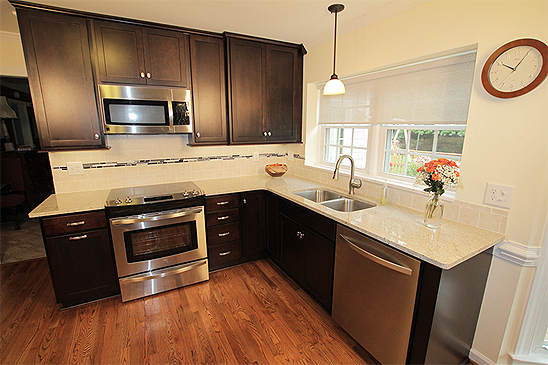 Oak Kitchen Cabinets :: Kitchens with Oak Cabinets :: Accent ...