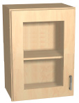 "24"" high wall cabinet"