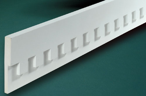 Fypon Dentil Moldings Accent Building Products