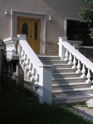 Fypon testimonials accent building products for Fypon railing