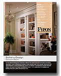Fypon catalog request accent building products for Decorative millwork accents