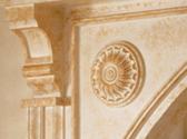Fypon decorative millwork polyurethane architectural for Decorative millwork accents
