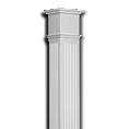 Fypon millwork fypon products fypon trim accent for Fypon column