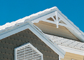 Gable Pediments, Gable Decoration