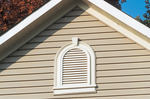 Fypon photo gallery accent building products for Fypon gable trim