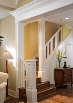 Fypon photo gallery accent building products for Fypon crown molding trim