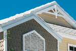Fypon photo gallery accent building products for Fypon gable decorations
