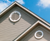 Fypon gable vents louvers louvered vents accent for Fypon gable decorations