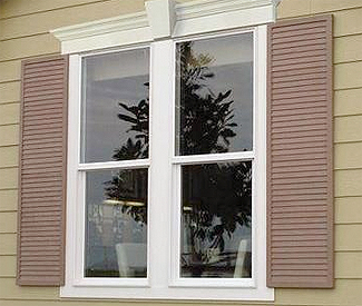 All louvere urethane shutters stock sizes accent for Fypon exterior shutters