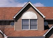 Fypon Window Pediments Sunburst Window Pediments Accent Building