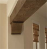 Fypon southwest collection shutters beams corbels for Fypon beams