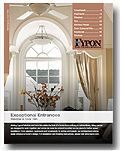 Fypon catalog request accent building products for Fypon window pediments