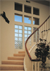 Accent Glass Block Window