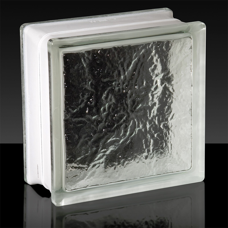 Glass block windows vinyl framed accent building products for Glass block window frame