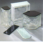 Specialty Glass Blocks and Glass Block Caps