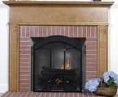 Fireplace Mantels and Shelves