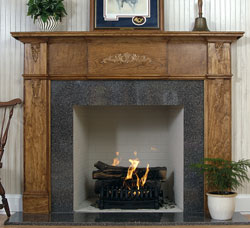 Devonshire Mantel in Birch