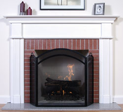 Norland Mantel in MDF