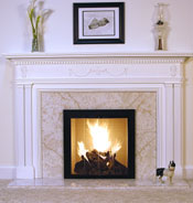 Nottingham Fireplace Mantels
