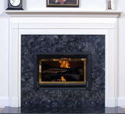 Oxford Mantel in MDF