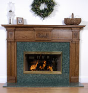 Wentworth Fireplace Mantels