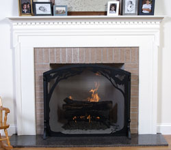 Westbury Mantel in MDF