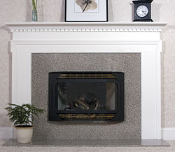 Woodbridge Mantel in MDF