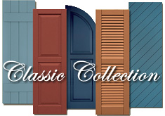 Atlantic Shutters - Classic Collection