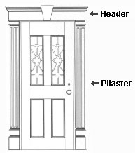 Door Surround Specifications