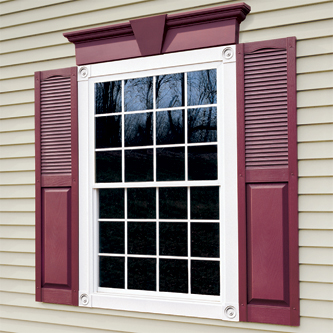 Vinyl Exterior Accents Photo GalleryAccent Building Products