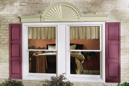 Fypon photo gallery accent building products Fypon exterior shutters