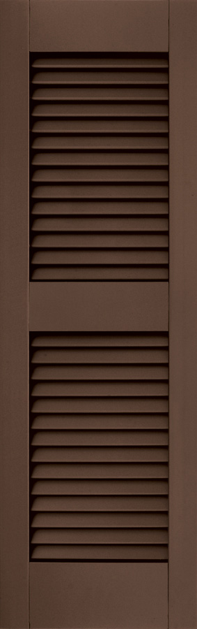 Image Gallery Louvered Shutters