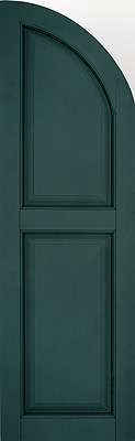 Atlantic Shutters Architectural Series - Arch Top