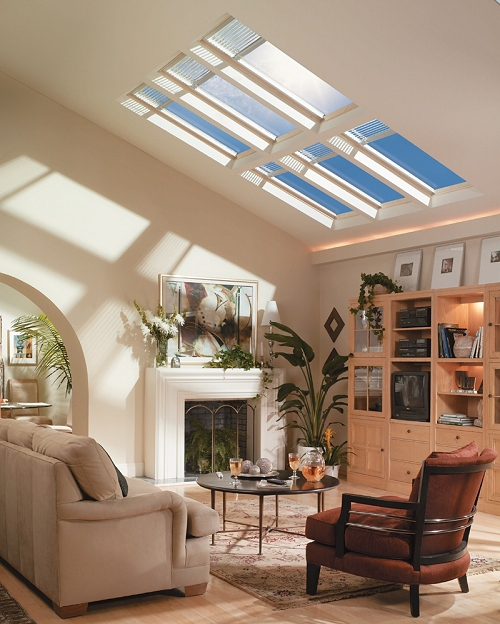 Velux skylight model price comparisons accent for Shades for velux skylights