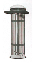 Sun Tunnel - Rigid Tube - For Flat Roofs
