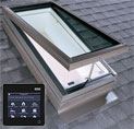 VELUX Electric Curb Mounted Skylight