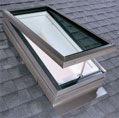 VELUX Manual Venting Curb Mounted Skylight