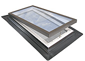 VELUX Self-Flashed Manual Venting Skylight