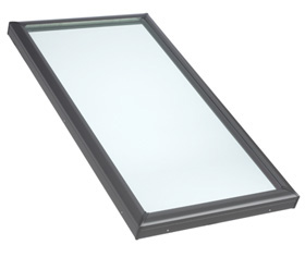 Velux Fixed Curb Mounted Skylight Fcm Model Accent Building