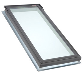 Velux fixed skylight fs model accent building products for Velux skylight remote control manual
