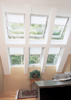 Electric Venting Skylight