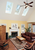 Electric Venting Velux Skylight