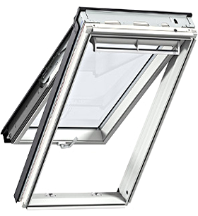 velux venting top hinged roof window gpu model accent building products. Black Bedroom Furniture Sets. Home Design Ideas